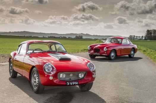 Bristol 406 Zagato and Bristol 404